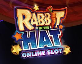 Rabbit in the Hat Deluxe tragamonedas