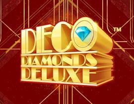 Deco Diamonds Deluxe tragaperras