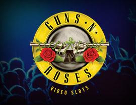 Guns N' Roses tragamonedas